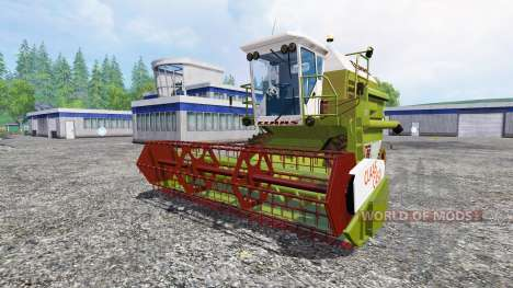 CLAAS Dominator 86 v1.5.5b for Farming Simulator 2015