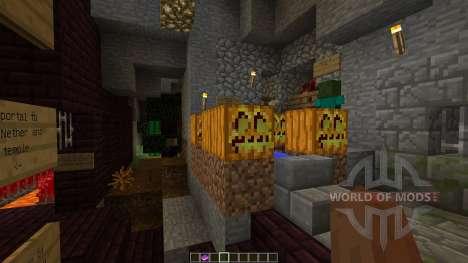 Underground for Minecraft