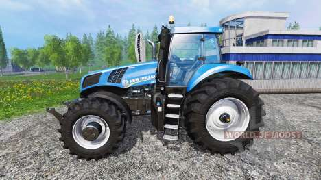 New Holland T8.435 v0.2 for Farming Simulator 2015