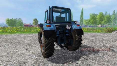 MTZ-L for Farming Simulator 2015