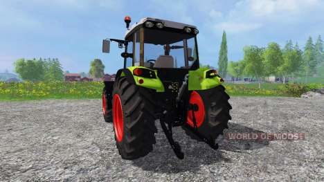CLAAS Axos 340 CX for Farming Simulator 2015