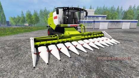CLAAS Lexion 770TT v1.1 for Farming Simulator 2015