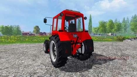 MTZ-E for Farming Simulator 2015