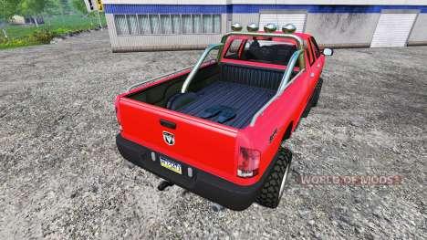 Dodge Ram 2500 Heavy Duty v1.1 for Farming Simulator 2015