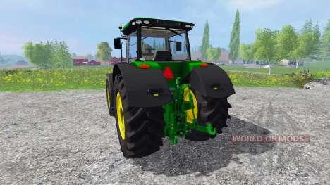 John Deere 8370R v0.85 for Farming Simulator 2015
