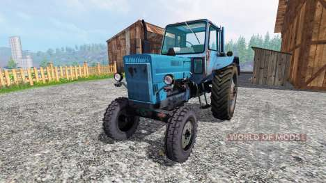 MTZ-80L 1976 for Farming Simulator 2015