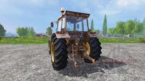 Buhrer 6135A [Minecraft] for Farming Simulator 2015