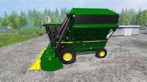 John Deere 9550 for Farming Simulator 2015