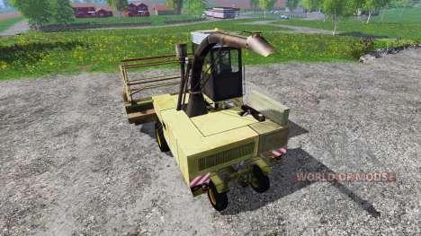 Fortschritt E 281 v1.1 for Farming Simulator 2015