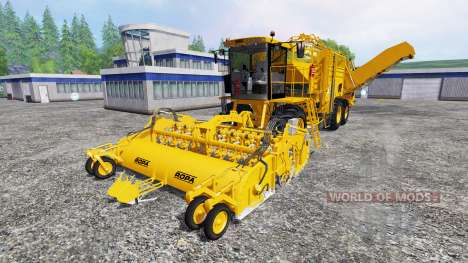 ROPA euro-Tiger V8-3 XL for Farming Simulator 2015
