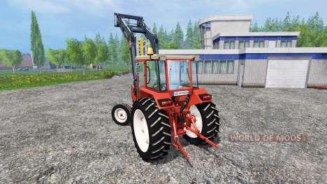 Renault 751 for Farming Simulator 2015