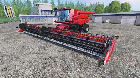 Case IH Axial Flow 9230 v4.2 for Farming Simulator 2015