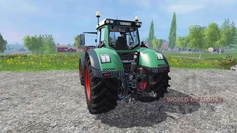 Fendt 1050 Vario [grip] for Farming Simulator 2015