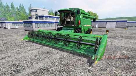 John Deere 2056 for Farming Simulator 2015