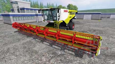 CLAAS Lexion 760TT v1.2 for Farming Simulator 2015