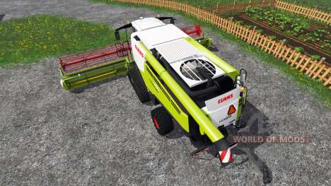 CLAAS Lexion 780TT v1.1 for Farming Simulator 2015