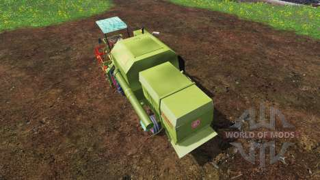 CLAAS Consul v1.1 for Farming Simulator 2015