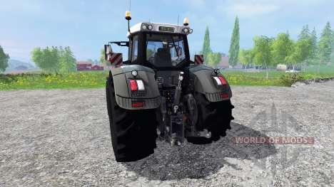 Fendt 939 Vario [Halloween] for Farming Simulator 2015