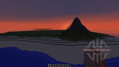 The Island Of jarkadt for Minecraft