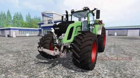 Fendt 939 Vario [gear] for Farming Simulator 2015