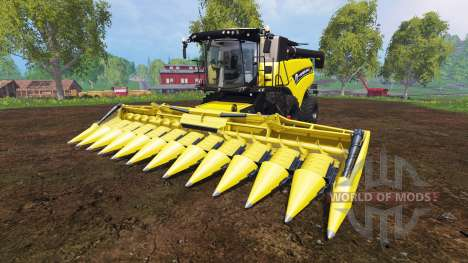 New Holland CR90.75 [Yellow Bull] for Farming Simulator 2015