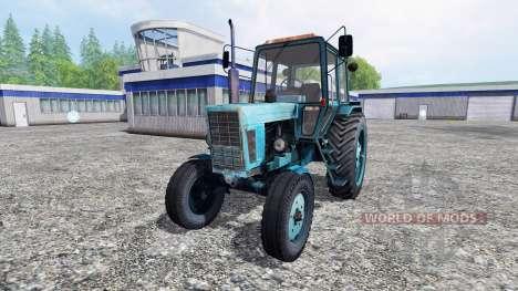 MTZ-100 for Farming Simulator 2015