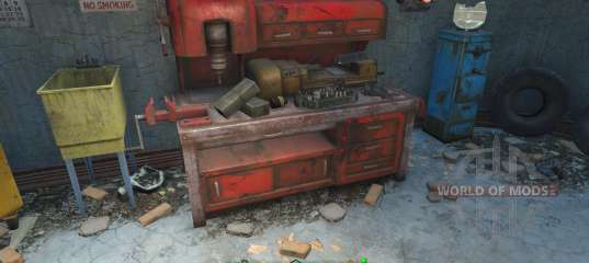 Fallout 4 Material Cheat