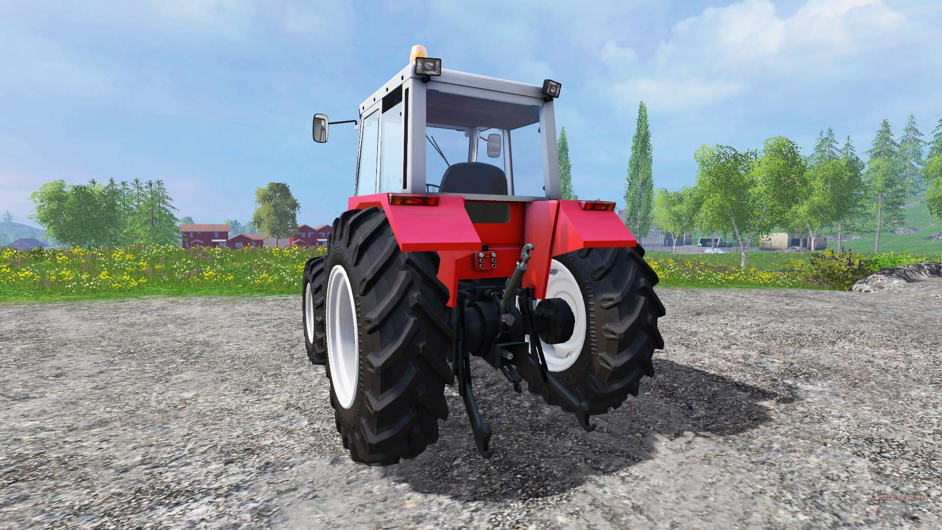 how to use a front loader in farming simulator 2015