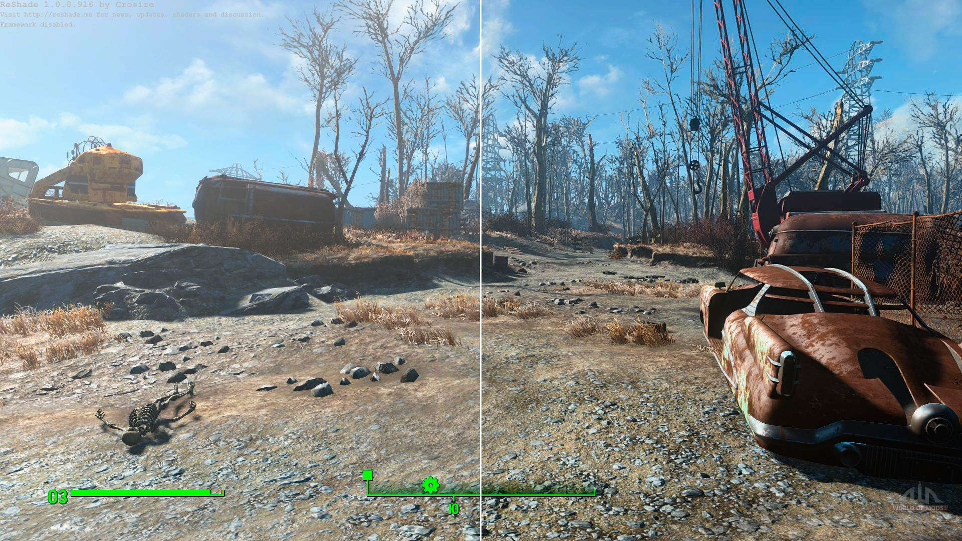 Vogue Enb Realism For Fallout 4