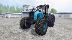 MTZ-1221 Belarus [the new engine]