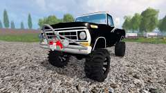 Ford F-250 Highboy 1972 v1.3
