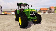 John Deere 7710 v2.3 for Farming Simulator 2013