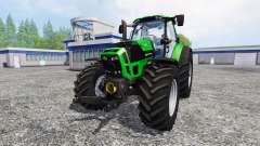 Deutz-Fahr Agrotron 7250 TTV for Farming Simulator 2015
