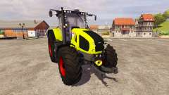 CLAAS Axion 950 v1.2 for Farming Simulator 2013