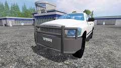 Ford Pickup v3.0 for Farming Simulator 2015