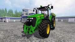 John Deere 7730 [new gear]