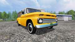 Chevrolet C10 Fleetside 1966 v1.3