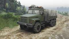 KrAZ-260 [23.10.15] for Spin Tires