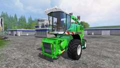 Deutz-Fahr Gigant 400 for Farming Simulator 2015