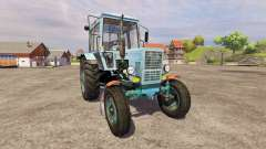 MTZ-80 v2.0 for Farming Simulator 2013