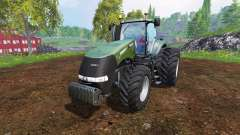 Case IH Magnum CVX 380 [forest] v0.0.2 for Farming Simulator 2015