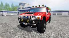 Hummer H2 [firefighters]