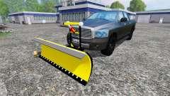 Dodge Pickup [snowplow] v2.1