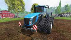 New Holland T9.700 [dual wheel] v1.1.1 for Farming Simulator 2015