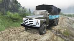 ZIL-133 for Spin Tires