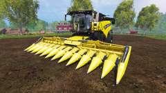 New Holland CR90.75 [Yellow Bull]