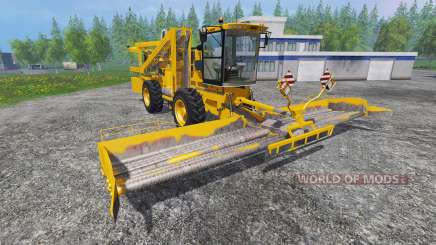 ROPA euro-Maus 3 for Farming Simulator 2015