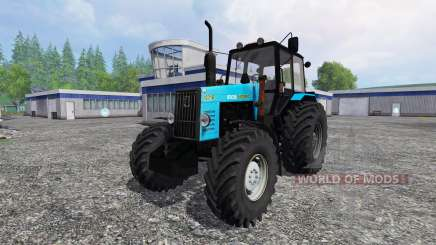 MTZ-Belarus V for Farming Simulator 2015