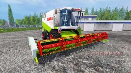 CLAAS Lexion 460 v1.2.1 for Farming Simulator 2015