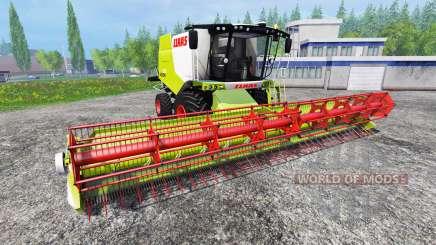 CLAAS Lexion 670 for Farming Simulator 2015